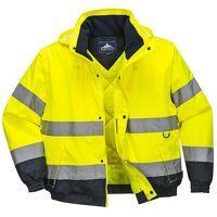 HI-Vis 2-in-1 Jacket (Yellow / 3 XL / R)