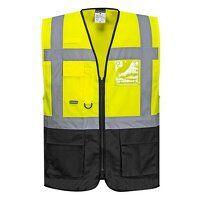 Warsaw Executive Vest (YeBk / 3 XL / R)