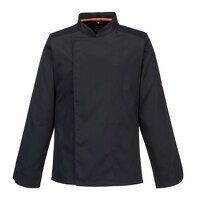 MeshAir Pro Jacket L/S (Black / Large / R)