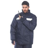 ColdStore Jacket (Navy / XXL / R)