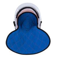 Cooling Crown with Neck Shade (OrBlu / L)