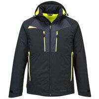 DX4 Winter Jacket (Black / 3 XL / R)