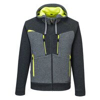 DX4 Zipped Hoodie  (Metal Grey / XXL / R)