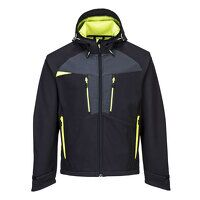 DX4 Softshell Jacket (Black / Small / R)