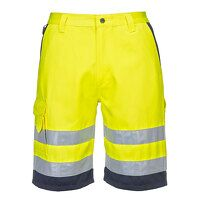 Hi-Vis Poly-cotton Shorts (YeNa / Large / R)