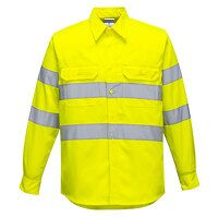 Hi-Vis Shirt (Yellow / Large / R)