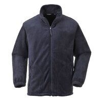 Aran Fleece Jacket (Navy / Large / R)