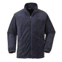 Aran Fleece Jacket (Navy / Medium / R)