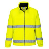 Hi-Vis Essential Fleece (Yellow / 3 XL / R)