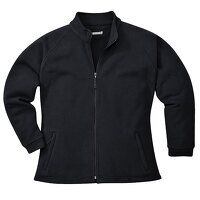 Aran Ladies Fleece (Black / XXL / R)