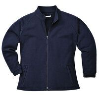 Aran Ladies Fleece (Navy / Small / R)