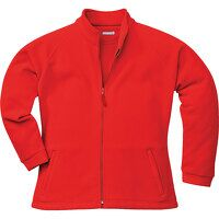 Aran Ladies Fleece (Red / XXL / R)