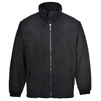BuildTex Laminated Fleece (3L) (Black / Medium / R)