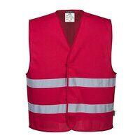 MeshAir Iona Vest (Red / LXL / R)