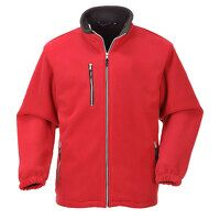 City Fleece (Red / Medium / R)