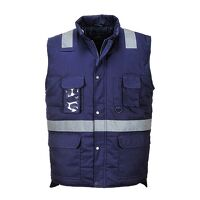Iona Bodywarmer (Navy / Small / R)