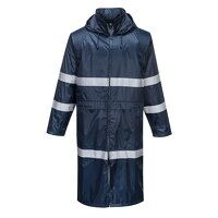 Classic Iona Rain Coat (Navy / Medium / R)