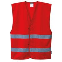 Iona Vest (Red / SM / R)
