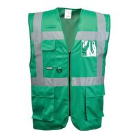 Iona Executive Vest (BottleG / Large / R)