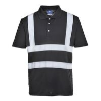Iona Poloshirt (Black / Small / R)