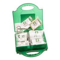 Workplace First Aid Kit 25 (Green / R)