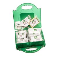 Workplace First Aid Kit 25+ (Green / R)