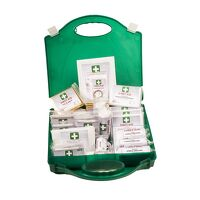 Workplace First Aid Kit 100 (Green / R)