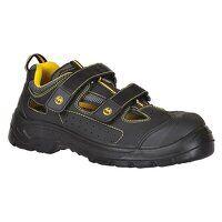 Portwest Compositelite ESD Tagus Sandal S1P (Black / 36 / R)