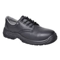 Portwest Compositelite Safety Shoe S1P (Black / 39...