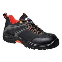 Portwest Compositelite Operis Shoe S3 HRO (Black / 40         6 / R)