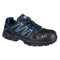 Portwest Compositelite Vistula Trainer S1P HRO (Black / 44 / R)