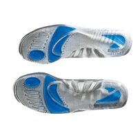 Gel Cushioning Insole (Grey / Medium / R)
