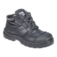 Trent Safety Boot S3 HRO CI HI FO (Black / 38 / R)