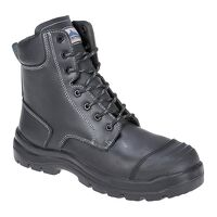 Eden Safety Boot S3 HRO CI HI FO (Black / 46 / R)