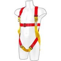 Portwest 2 Point Plus Harness (Red / R)