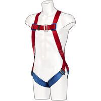 Portwest 1 Point Harness (Red / R)