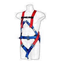 Portwest 3 Point Comfort Harness (Red / R)