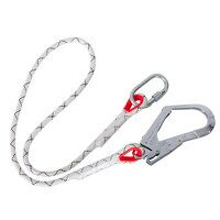 Kernmantle Restraint Lanyard (White / R)