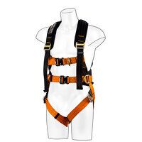 Portwest Ultra 3 Point Harness (BkOr / SML / R)