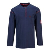 Bizflame FR Henley (Navy / Medium / R)