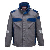 Bizflame Ultra Two Tone Jacket (Grey / XL / R)