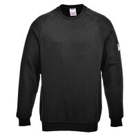 Flame Resistant Anti-Static Long Sleeve Sweatshirt...