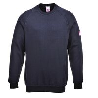 Flame Resistant Anti-Static Long Sleeve Sweat...