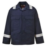 Bizflame Plus Jacket (Navy / Large / R)