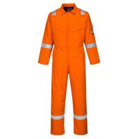 Padded Anti-Static Coverall (Orange / 3 XL / R)