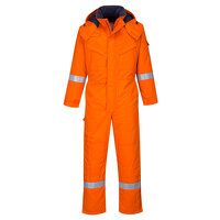 FR Anti-Static Winter Coverall (Orange / Medium / ...