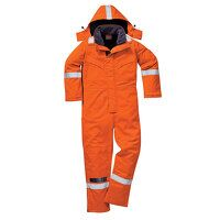 FR Anti-Static Winter Coverall (OrangT / XXL / T)