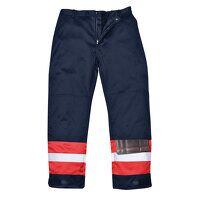 Bizflame Plus Trouser (Navy T / Large / ...