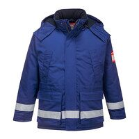 FR Anti-Static Winter Jacket (Royal / Me...