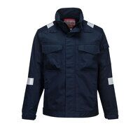 Bizflame Ultra Jacket  (Navy / Large / R)
